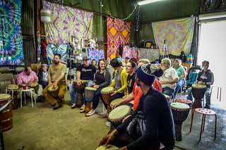 Our World Festival Drumming-11 | by RandomConnections