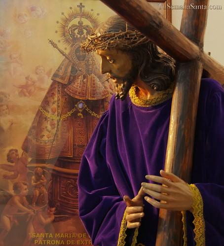 Besapié al Cristo del Amparo