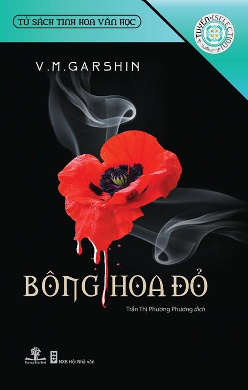 'Bông hoa đỏ': Tinh hoa truyện ngắn của V.M. Garshin