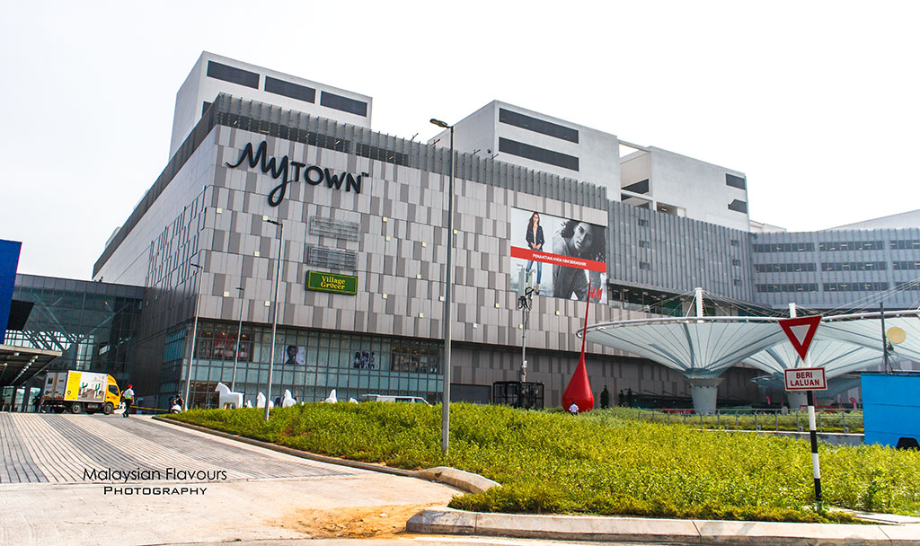 Mytown Cheras New Shopping Mall Beside Ikea Cheras Kl Has