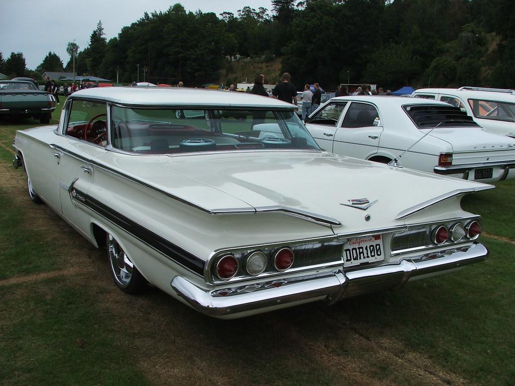 Impala 1960 chevrolet impala ss : 13.c. 1960 Chevrolet Impala SS 4dr Pillarless (California … | Flickr