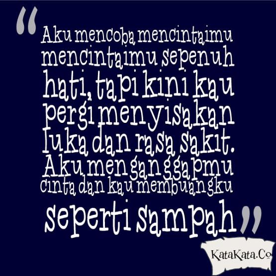 Kata Kata Mutiara Sedih Banget 555x555 Asihwidianingsih90 Flickr
