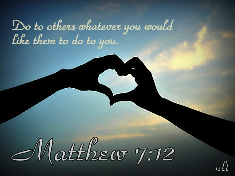 Image result for matthew 7:12