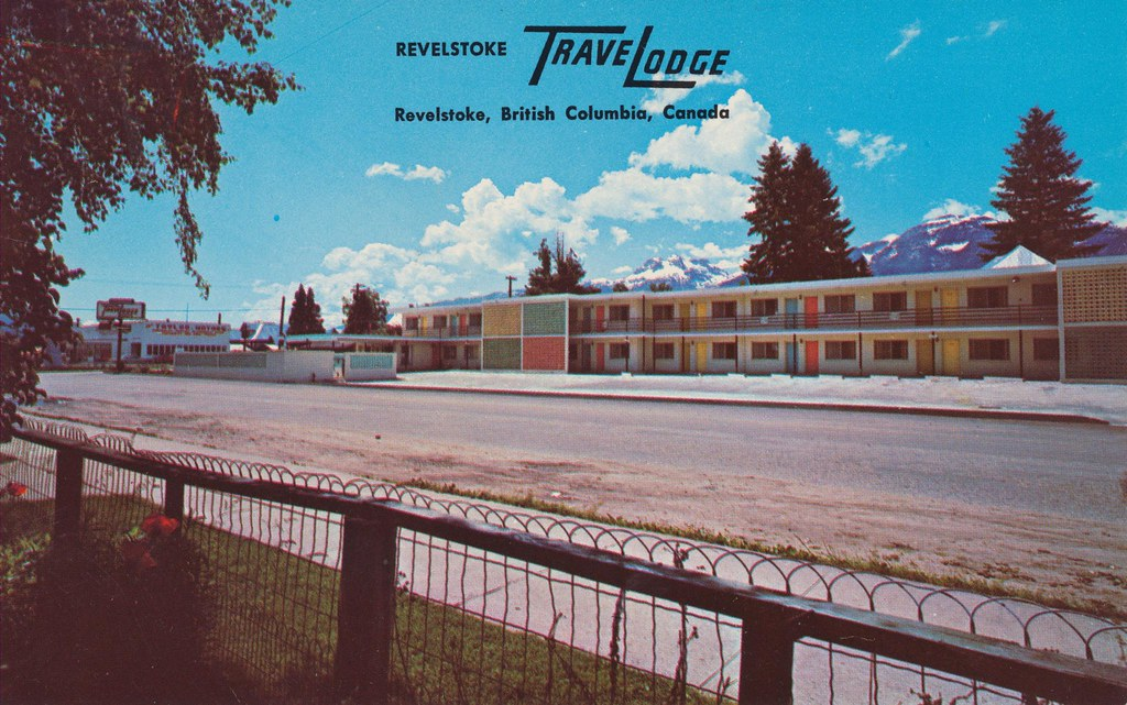 Travelodge - Revelstoke, British Columbia