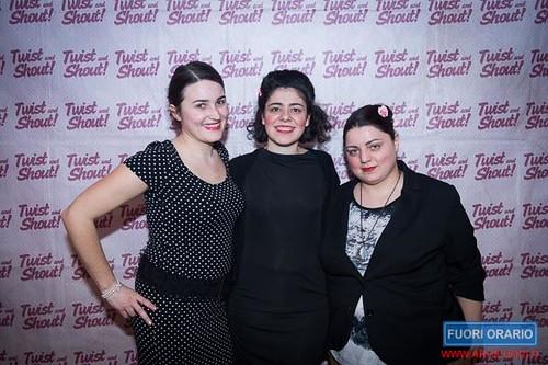 22/02/2014 Twist and Shout al Fuori Orario