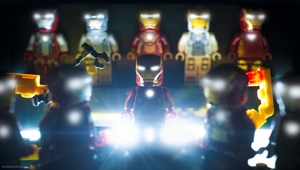 marvel lego house party protocol