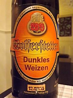 Wolferstetter, Dunkles Weizen, Germany