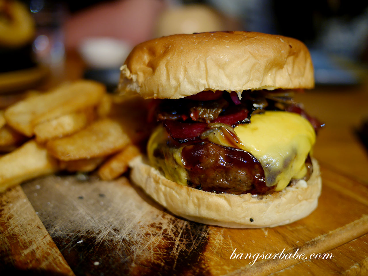 The Brooklyn Burger