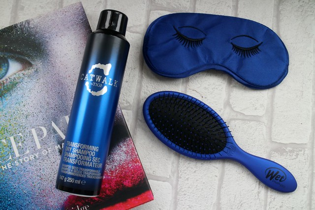 Blue Bombshell Wet Brush