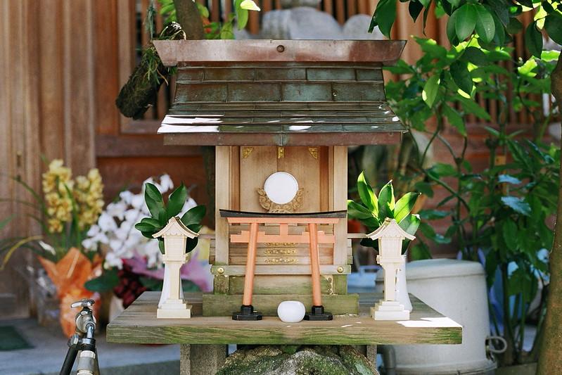 祠(?)|櫛田神社
