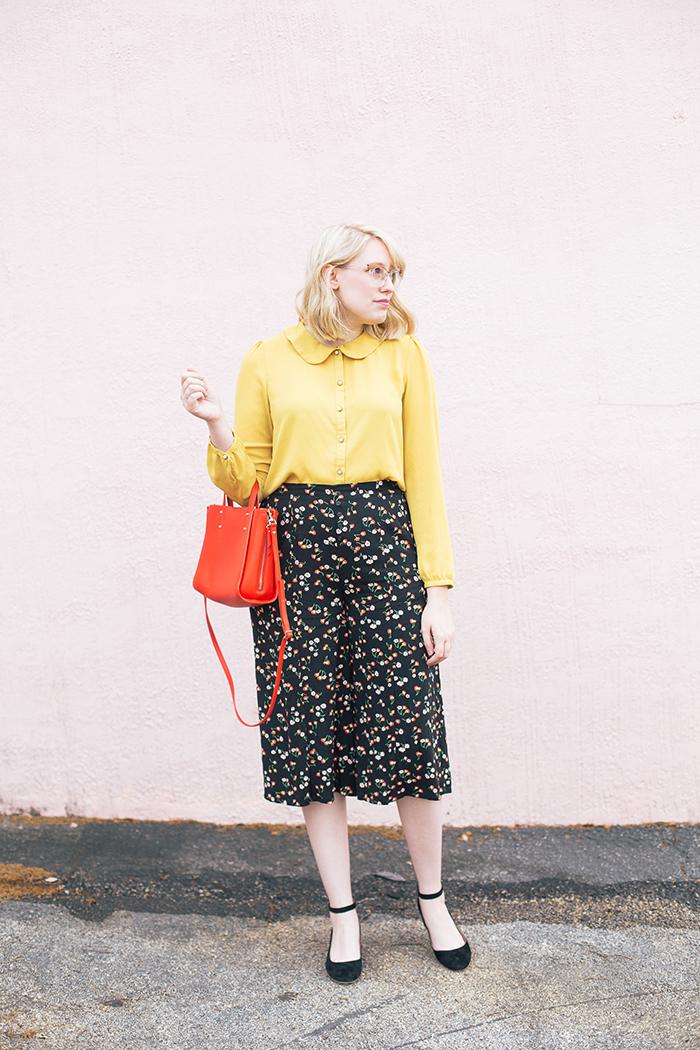 austin fashion blog modcloth culottes6