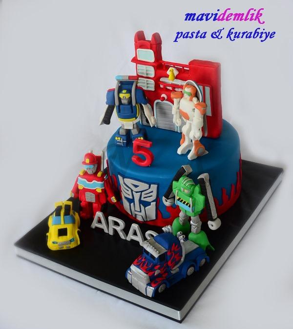 transformerspastası