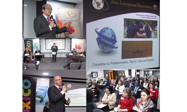 La embajada de Mexico promueve acciones de asistencia y protección a mexicanos en Reino Unido