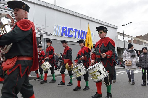 Le Carnaval des Géants