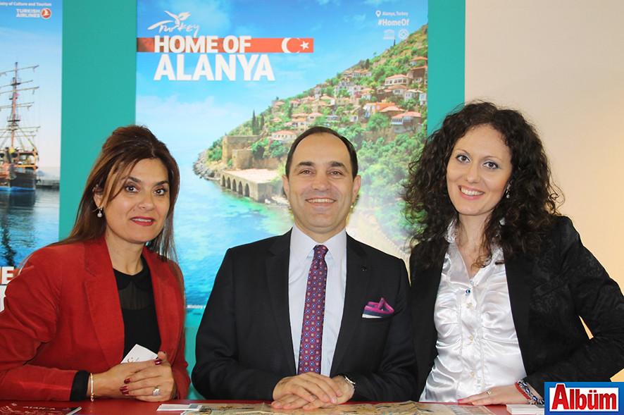 Tanıtımda Alanya Farkı ( Uluslararası Belgrad Turizm Fuarı)3