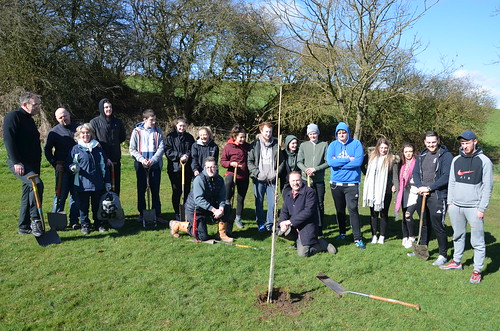 Kingsway Community Orchard planting session Mar 17 (83)