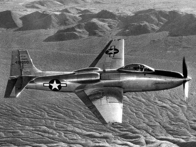 Convair XF-81