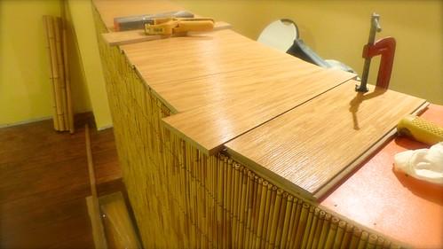 Laminate Table Top Kitchen