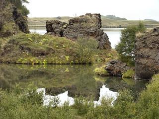 003 Myvatn bij Höfði