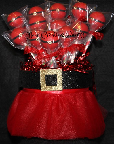 IMG_2890_2 Christmas Cake Pops Carol Essick Flickr