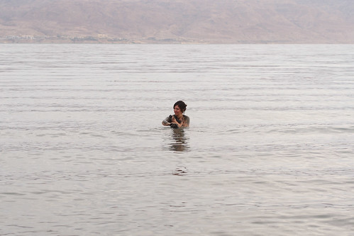 Dead sea | by What Katie Does