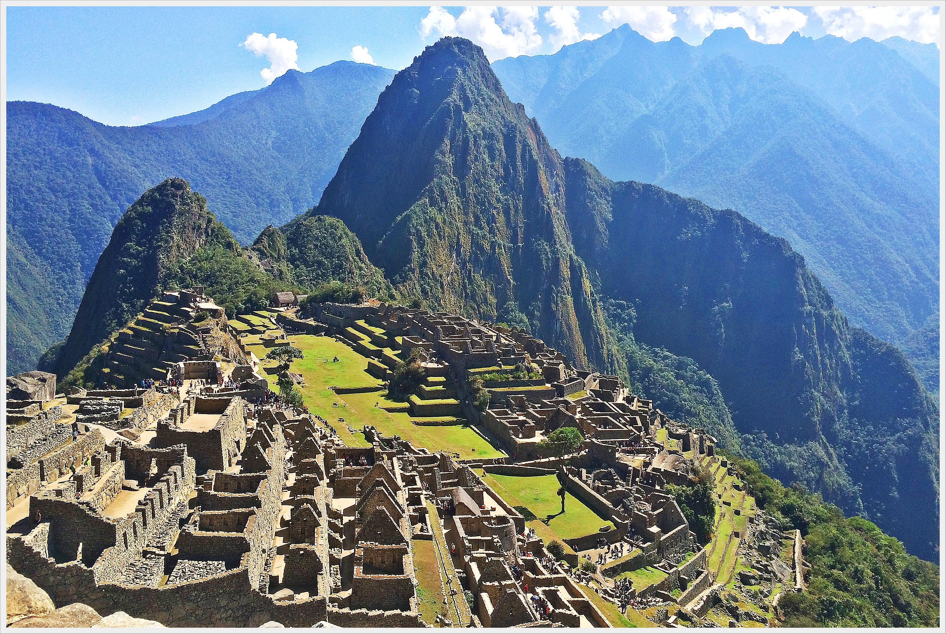 2016 Peru - Machu Picchu