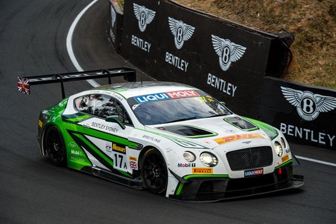 賓利車隊榮登巴瑟斯特12小時耐力賽領獎臺 (3)