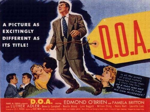 D.O.A. - 1950 - Poster 1