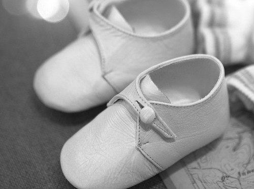 Baby Leather Shoes Sturminster Newton