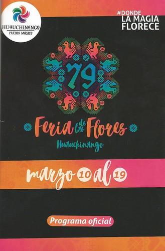 Programa completo 79 Feria de las Flores