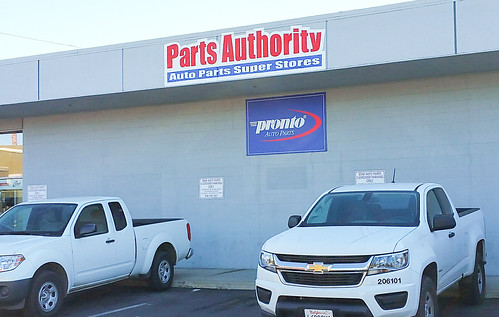 Parts Authority Redlands - West
