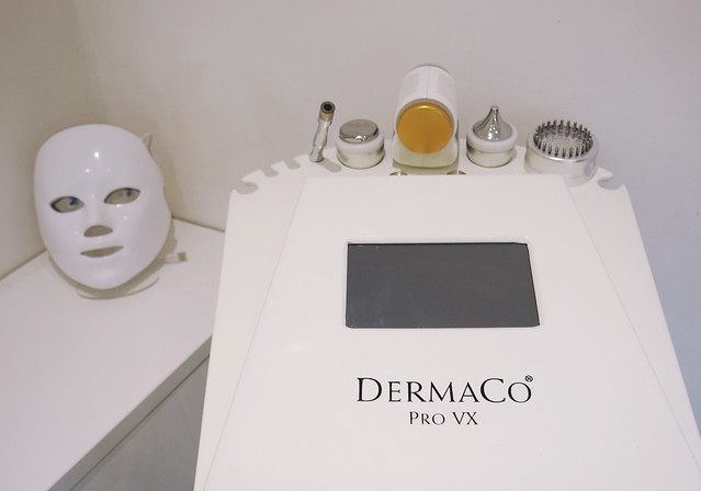 being little bristol british uk lifestyle fashion beauty blogger review test dermaco microdermabrasion facial hampton clinic whiteladies 20% off offer voucher discount code