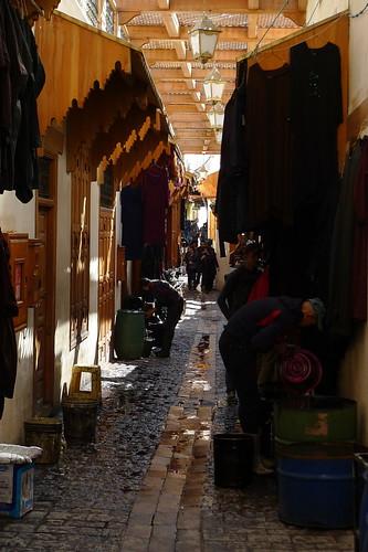 Medina - Fes, Morocco