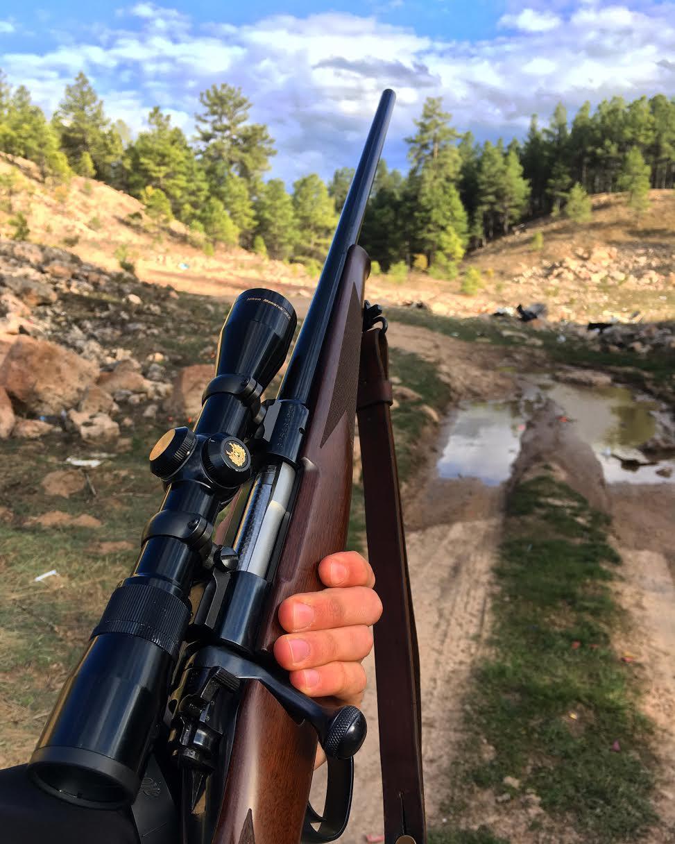 Winchester model 70 classic compact - Calguns net