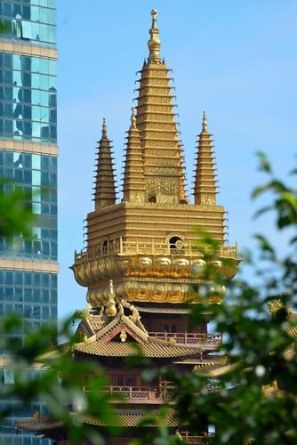 Jing'an Monstery Stupa