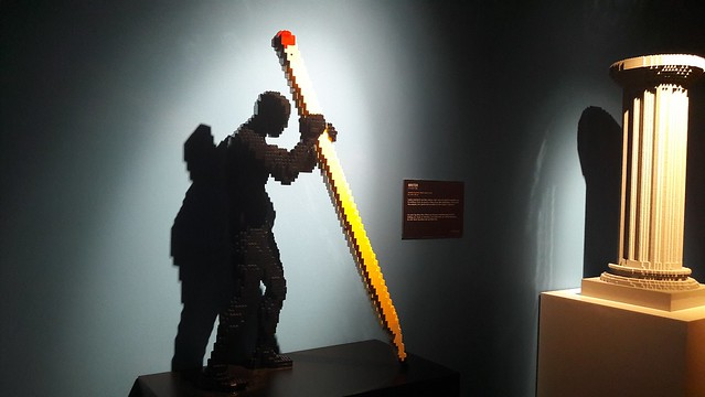 The Art of the Brick - Roma 2016/2017