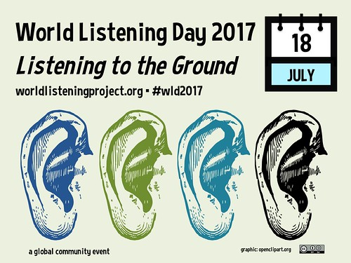 World Listening Day 2017