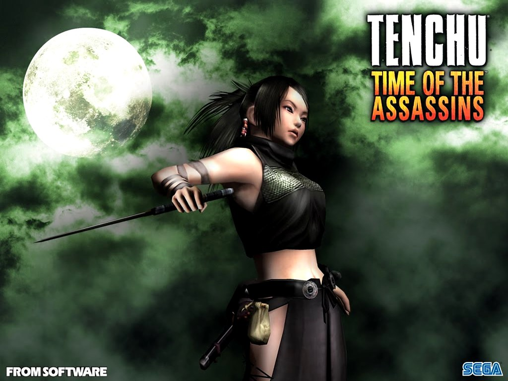 ... Tenchu - Time Of The Assassins - Ayame - Con 1 1200p | by Purple Wing