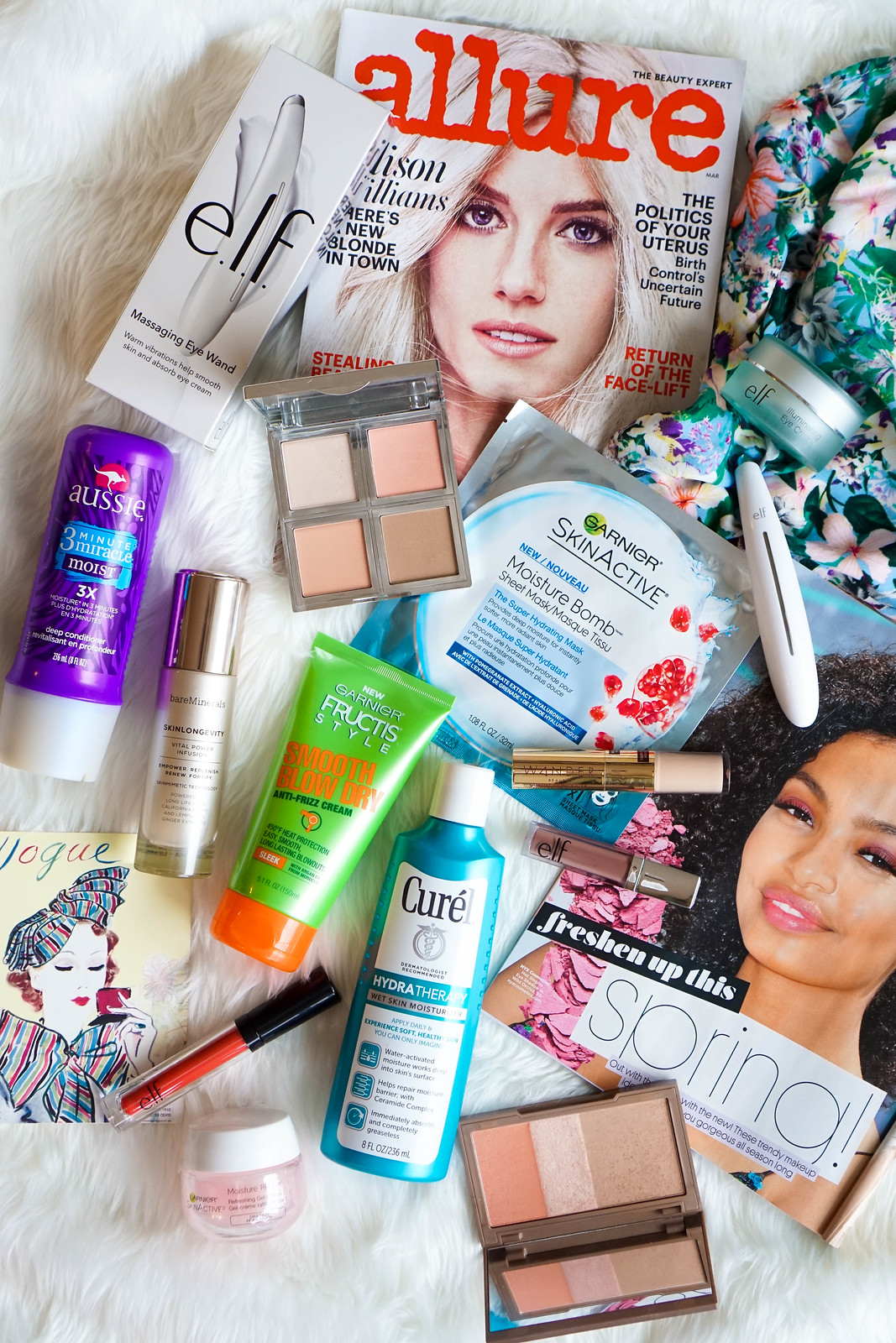 Living After Midnite March Beauty Essentials