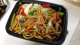 Stir-Fried Noodles with Soy Sauce from Kuan Yin