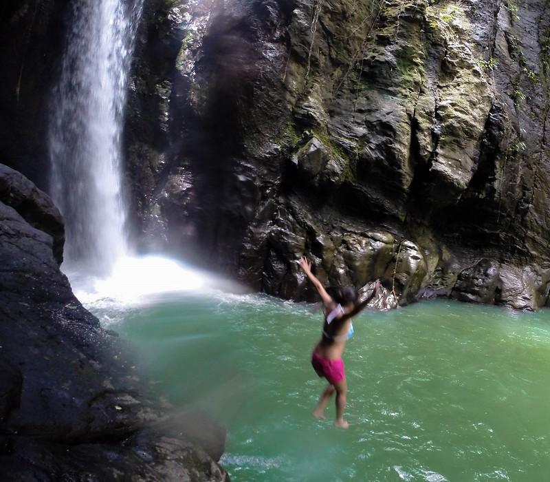 bagongbong waterfalls