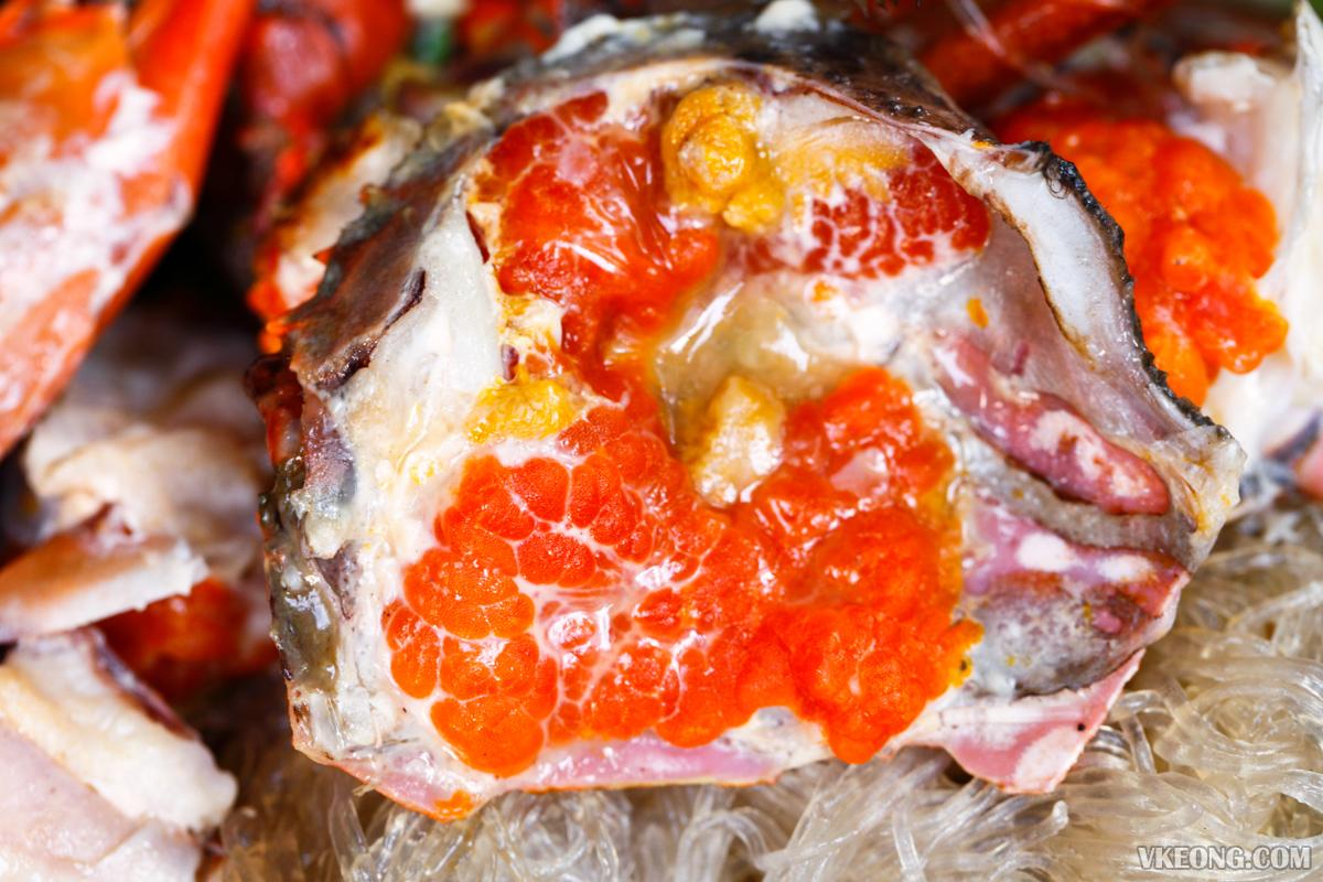 Somsak Pu Ob Crab Roe