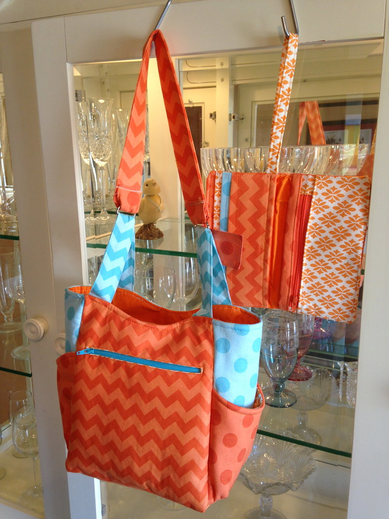 b832f9d48036 Riley Blake Chevron and assorted Bag  3 Back