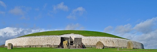 Newgrange. | by young shanahan