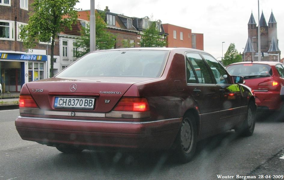 Image gallery w140 diesel for 1992 mercedes benz 300sd