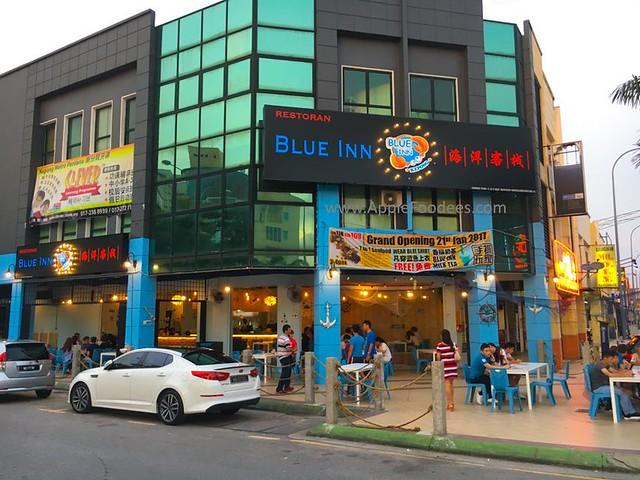 Blue Inn Seafood Kepong