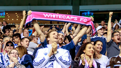 Vancouver Whitecaps FC Supporters Goal Reaction (Sanvezzo's Second) | by The Vancouver Herald