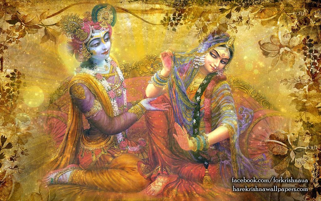 Radha Krishna Wallpaper 002 View Above Wallpapers In Dif