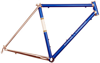 Schwinn Paramount 75th Anniversary Edition - Blue Flame with Stainless Stays | by waterfordbikes