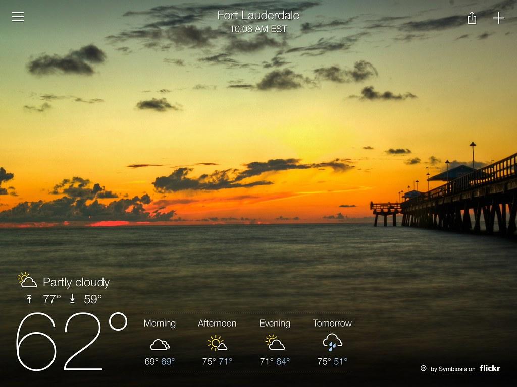 Yahoo Weather App For Ipad Vinnyoleo Vegetalinfo